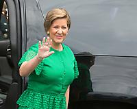 Lorena Castillo Garc&Igrave;a de Varela, the spouse of President Juan Carlos Varela  of Panama arrives at The White House in Washington, DC, June 19, 2017. Credit: Chris Kleponis / CNP<br /> Credit: Chris Kleponis / CNP /MediaPunch