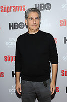 NEW YORK, NY - January 9: Michael Imperioli at HBO And Split Screens Festival The Sopranos 20th Anniversary panel discussion at the SVA Theatre in New York City on January 9, 2019. Credit: John Palmer/MediaPunch