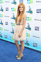 SANTA MONICA, CA - AUGUST 19: Bella Thorne at the 2012 Do Something Awards at Barker Hangar on August 19, 2012 in Santa Monica, California. Credit: mpi21/MediaPunch Inc. /NortePhoto.com<br />