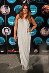 Raquel Bollo attends the photocall before the concert of spanish singer Poveda in Royal Theater in Madrid, Spain. July 23, 2015.<br />  (ALTERPHOTOS/BorjaB.Hojas)