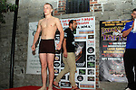 MMA Weigh In Scotch Hall