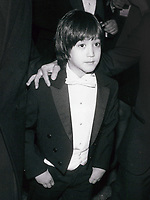 Sean Lennon 1978<br /> Photo By John Barrett-PHOTOlink.net / MediaPunch