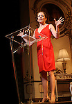 Isabel Keating .during the 68th Annual Theatre World Awards at the Belasco Theatre  in New York City on June 5, 2012.