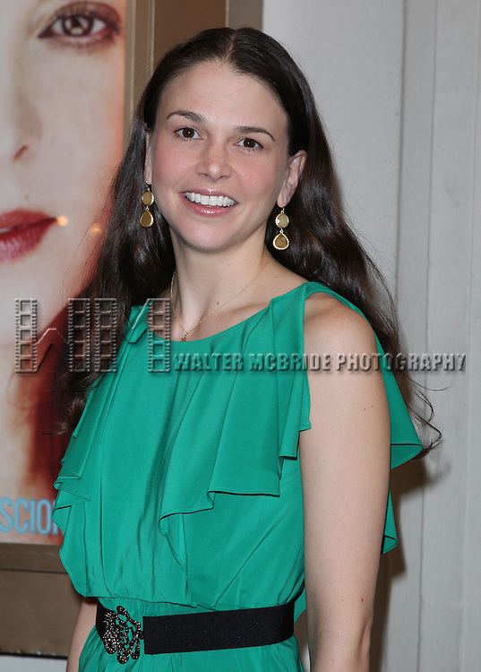 Sutton Foster.attending the Broadway Opening Night Performance  for 'The Mother F**ker with the Hat'  in New York City.