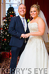 Aisling Tanner, Surrey UK, daughter of Andrew Tanner and Amanda Garfield, and Michael Duke, Surrey UK, Son of Gerard Duke and Susan Duke nee Houlihan originally from Tralee, were married at a Civil Ceremony by Mary T O'Shea on Sunday 20th December 2015 and a reception at Ballyseede Castle Hotel