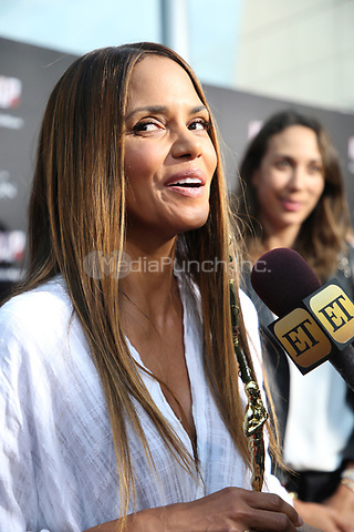 LOS ANGELES, CA - JULY 31: Halle Berry at The Los  Angeles premiere of Kidnap at the Arclight Hollywood in Los Angeles, California on July 31, 2017. Credit: Faye Sadou/MediaPunch