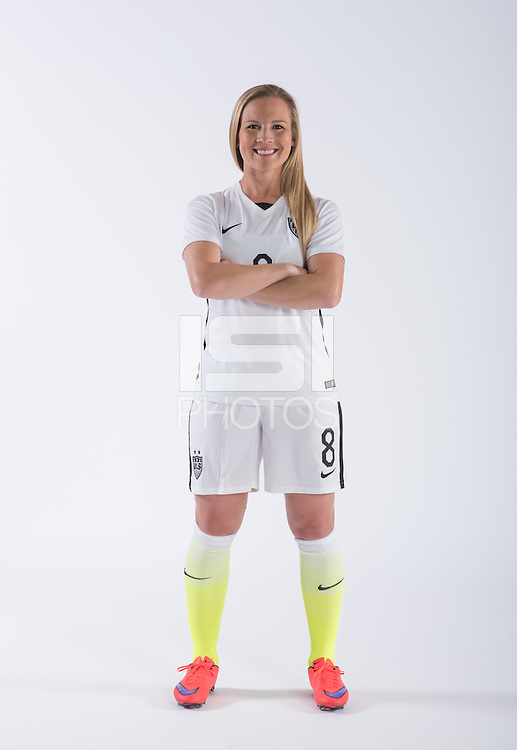 2015 Feature Photo Shoot, USWNT.