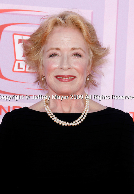 UNIVERSAL CITY, CA. - April 19: Holland Taylor arrives at the 2009 TV Land Awards at the Gibson Amphitheatre on April 19, 2009 in Universal City, California.