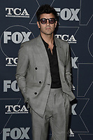 2020 FOX WINTER TCA: LAST MAN STANDING cast member Jordan Masterson arrives at the FOX WINTER TCA ALL-STAR PARTY during the 2020 FOX WINTER TCA at the Langham Hotel, Tuesday, Jan. 7 in Pasadena, CA. © 2020 Fox Media LLC. CR: Scott Kirkland/FOX/PictureGroup