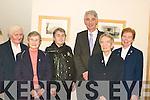 Sr Michael O'Shea, Sr. Agnes McCarthy, Sr. Concepta O'Connell, Paul Garnett Manager of Bons Secours Tralee, Sr. Anita Burke and Sr. Anselm Whelton.