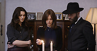 DISOBEDIENCE (2017)<br /> RACHEL WEISZ, RACHEL McADAMS, ALESSANDRO NIVOLA<br /> *Filmstill - Editorial Use Only*<br /> CAP/FB<br /> Image supplied by Capital Pictures