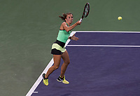 ANNIKA BECK (GER)<br /> <br /> BNP PARIBAS OPEN, INDIAN WELLS, TENNIS GARDEN, INDIAN WELLS, CALIFORNIA, USA<br /> <br /> &copy; TENNIS PHOTO NETWORK