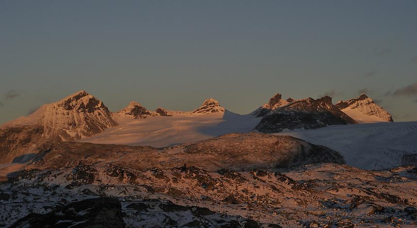 Smørstabbtindan,Jotunheimen,Norway Landscape, landskap,