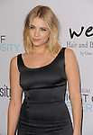 Ashley Benson arriving at the 6th Annual Night Of Generosity Gala held at The Beverly Wilshire Hotel on December 5, 2014.