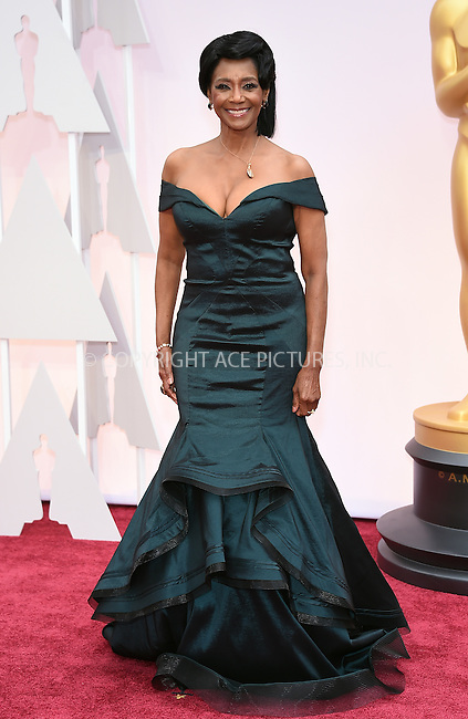 WWW.ACEPIXS.COM<br /> <br /> February 22 2015, LA<br /> <br /> Margaret Avery arriving at the 87th Annual Academy Awards at the Hollywood &amp; Highland Center on February 22, 2015 in Hollywood, California.<br /> <br /> By Line: Z15/ACE Pictures<br /> <br /> <br /> ACE Pictures, Inc.<br /> tel: 646 769 0430<br /> Email: info@acepixs.com<br /> www.acepixs.com
