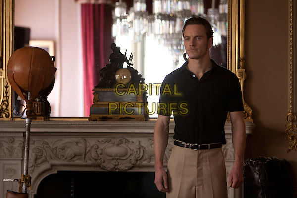 Michael Fassbender.in X-Men: First Class.*Filmstill - Editorial Use Only*.CAP/PLF.Supplied by Capital Pictures.