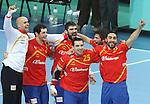 2013.01.25 Handball WC Espanya v Slovenia semi final