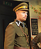 The Grand Tour <br /> European premi&egrave;re of Jerry Herman&rsquo;s <br /> The Grand Tour<br /> at The Finborough Theatre, London, Great Britain <br /> 6th January 2015 <br /> <br /> <br /> Nic Kyle as Colonel <br /> <br /> <br /> Produced by Danielle Tarento, <br /> <br /> Photograph by Elliott Franks <br /> Image licensed to Elliott Franks Photography Services
