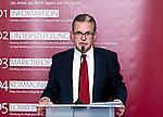 """BRUSSELS - BELGIUM - 24 March 2015 -- BOGK - German Association of the Fruit, Vegetable and Potato Processing Industry - Award ceremony """"Ambassador of Good Taste"""". -- Werner KOCH, Managing Director BOGK Bonn and Brussels offices.  -- Photo: Juha ROININEN / EUP-IMAGES"""