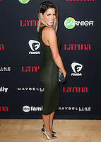 WEST HOLLYWOOD, CA, USA - NOVEMBER 13: Stephanie Bauer arrives at the Latina Magazine's '30 Under 30' Party held at SkyBar at the Mondrian Los Angeles on November 13, 2014 in West Hollywood, California, United States. (Photo by Xavier Collin/Celebrity Monitor)