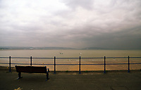 Swansea Bay as seen from the seaside village of Mumbles