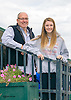 John & Maddie Witte at Delaware Park on October 17, 2015 <br /> Dad & daughter posing for another photo in the same spot as 11 years earlier on June 14, 2004