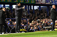 Arsenal ManagerMikel Arteta during Portsmouth vs Arsenal, Emirates FA Cup Football at Fratton Park on 2nd March 2020
