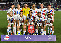 USWNT vs Trinidad & Tobago, October 10, 2018