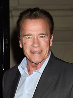 BURBANK, CA - FEBRUARY 05: Actor Arnold Schwarzenegger arrives at the premiere of Warner Bros. Pictures' 'The 15:17 To Paris' at Warner Bros. Studios, SJR Theater on February 5, 2018 in Burbank, California.<br /> CAP/ROT/TM<br /> &copy;TM/ROT/Capital Pictures