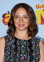 "05 August  2017 - Los Angeles, California - Maya Rudolph.  World premiere of ""Nut Job 2: Nutty by Nature""  held at Regal Cinema at L.A. Live in Los Angeles. Photo Credit: Birdie Thompson/AdMedia"