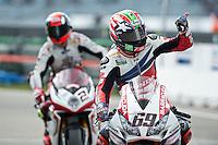 2016 FIM Superbike World Championship, Round 04, Assen, Netherlands, 15-18 April 2016, Nicky Hayden, Honda