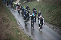 Dwars Door Vlaanderen 2013.Ladeuze descent