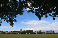 General view of the ground Little Waltham CC (batting) vs Havering-atte-Bower CC, T Rippon Mid Essex Cricket League Cricket at The Street on 24th June 2017