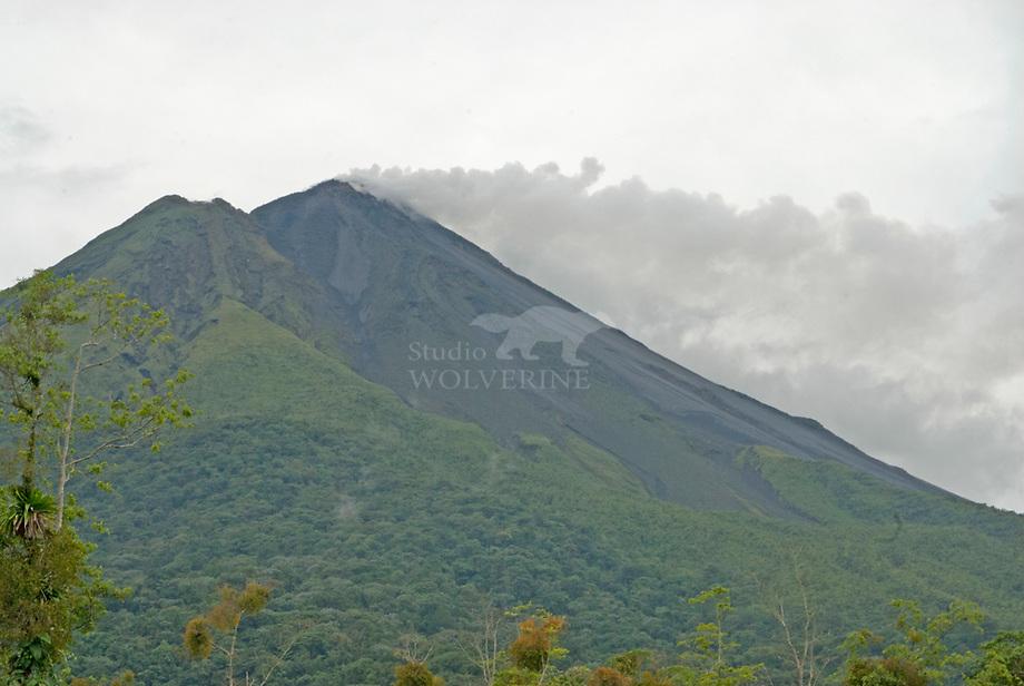 Arenal, vulkaan in Costa Rica