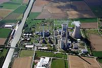 Kraftwerk Mehrum: EUROPA, DEUTSCHLAND, NIEDERSACHSEN, (EUROPE, GERMANY), 12.08.2008: Kraftwerk: EUROPA, DEUTSCHLAND, NIEDERSACHSEN, MEHRUM, (EUROPE, GERMANY, LOWER SAXONY), 750 MW Steinkohlekraftwerk Mehrum, Europa, Deutschland, Niedersachsen, Mehrum, Anlage, Elektrizitaet, Energie, Energiemix, erneuerbare, Energien, fossile, Brennstoffe, Brennstoff, Leistung, Megawatt, Netz, Strom, Subventionen, technisch, Umwelt, Umweltschutz, Versorgung, Wirtschaft, wirtschaftlich, Industrie, Steinkohle, Kraftwerk, Kraftwerke, Rauch, Dampf, Strommast, Stromleitung, Stromerzeugung, Stromversorgung, Energieversorgung, Energierzeugung, Strommast, Kabel, Leitungen, Stromproduktion, Energieproduktion, Schornstein, Schornsteine, Umweltverschmutzung, Kuehlturm, Kuehltuerme, Luftbild, Luftansicht, Aufwind-Luftbilder.c o p y r i g h t : A U F W I N D - L U F T B I L D E R . de.G e r t r u d - B a e u m e r - S t i e g 1 0 2, .2 1 0 3 5 H a m b u r g , G e r m a n y.P h o n e + 4 9 (0) 1 7 1 - 6 8 6 6 0 6 9 .E m a i l H w e i 1 @ a o l . c o m.w w w . a u f w i n d - l u f t b i l d e r . d e.K o n t o : P o s t b a n k H a m b u r g .B l z : 2 0 0 1 0 0 2 0 .K o n t o : 5 8 3 6 5 7 2 0 9.C o p y r i g h t n u r f u e r j o u r n a l i s t i s c h Z w e c k e, keine P e r s o e n l i c h ke i t s r e c h t e v o r h a n d e n, V e r o e f f e n t l i c h u n g  n u r  m i t  H o n o r a r  n a c h M F M, N a m e n s n e n n u n g  u n d B e l e g e x e m p l a r !.