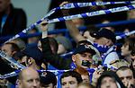Rangers fans protest