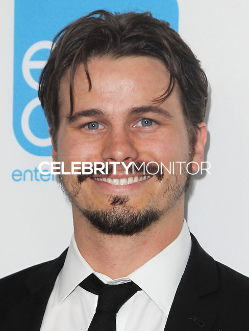 LOS ANGELES, CA, USA - OCTOBER 08: Jason Ritter arrives at the Los Angeles Premiere Of eOne Films' 'You're Not You' held at the Landmark Theatre on October 8, 2014 in Los Angeles, California, United States. (Photo by Celebrity Monitor)