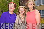 The latest fashions were on display at the Enable Ireland lunch at the Earl of Desmond Hotel on Friday. .L-R Eileen Kennedy, Sandra Kearney and Angela O'Sullivan. .