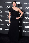 Actress Aitana Sanchez-Gijon attends the 2018 GQ Men of the Year awards at the Palace Hotel in Madrid, Spain. November 22, 2018. (ALTERPHOTOS/Borja B.Hojas)