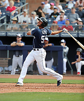 Justin Lopez - San Diego Padres 2019 spring training (Bill Mitchell)
