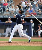 Justin Lopez - San Diego Padres 2019 spring training (Bill Mitchell)