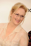 LOS ANGELES, CA - JUNE 07: Meryl Streep  arrives at the 40th AFI Life Achievement Award honoring Shirley MacLaine at Sony Pictures Studios on June 7, 2012 in Los Angeles, California.