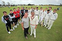 2011 07 15 Swansea City at the Mumbles Cricket Club, Swansea, UK.