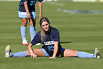 08 November 2009: North Carolina's Caroline Boneparth. The University of North Carolina Tar Heels defeated the Florida State University Seminoles 3-0 at WakeMed Stadium in Cary, North Carolina in the Atlantic Coast Conference Women's Soccer Tournament Championship game.