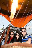 20131010 10 October Hot Air Balloon Cairns