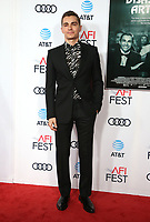 12 November 2017 - Hollywood, California - Dave Franco. &quot;The Disaster Artist&quot; AFI FEST 2017 Screening held at TCL Chinese Theatre. <br /> CAP/ADM/FS<br /> &copy;FS/ADM/Capital Pictures