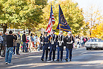 1210-27 192<br /> <br /> 1210-27 Homecoming Activities - Parade, Soldiers, ROTC, American Flag, March.<br /> <br /> October 13, 2012<br /> <br /> Photo by Bella Torgerson/BYU Photo<br /> <br /> &copy; BYU PHOTO 2012<br /> All Rights Reserved<br /> photo@byu.edu  (801)422-7322