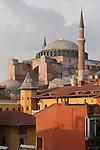 Istanbul, Turkey, Aya Sofya mosque, Ottoman, architecture, Sultanahmet neighborhood,