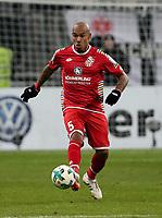 07.02.2018, Commerzbank Arena, Frankfurt, GER, DFB-Pokal, Eintracht Frankfurt vs FSV Mainz 05<br /> , <br />Nigel de Jong (Germany) *** Local Caption *** © pixathlon