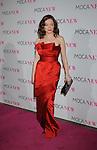 LOS ANGELES, CA. - November 14: Actress Rose McGowan arrives at the MOCA NEW 30th anniversary gala held at MOCA on November 14, 2009 in Los Angeles, California.